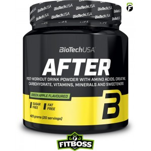 BiotechUSA After – 420 g