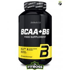 BiotechUSA BCAA + B6 – 200db tabletta