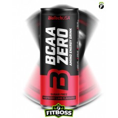 BiotechUSA BCAA ZERO Amino Energy Drink – 330 ml