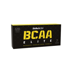 BiotechUSA BCAA ELITE – 120db