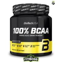 BiotechUSA 100% BCAA – 400g