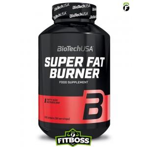 BioTechUSA Super Fat Burner - 120 tabletta