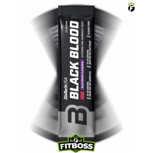 BiotechUSA Black Blood CAF+ (10 g tasak)