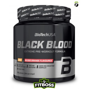 BiotechUSA Black Blood NOX+ (330 g)