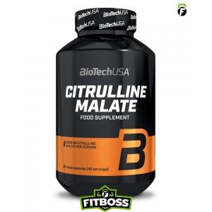 BiotechUSA Citrulline Malate – 90 db kapszula