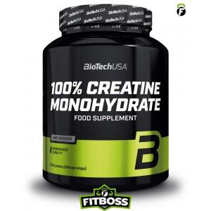 BiotechUSA 100% Creatine Monohydrate – 1000g