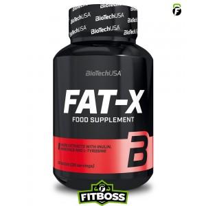 BiotechUSA Fat-X – 60 db tabletta