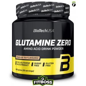BiotechUSA Glutamine Zero – 300 g
