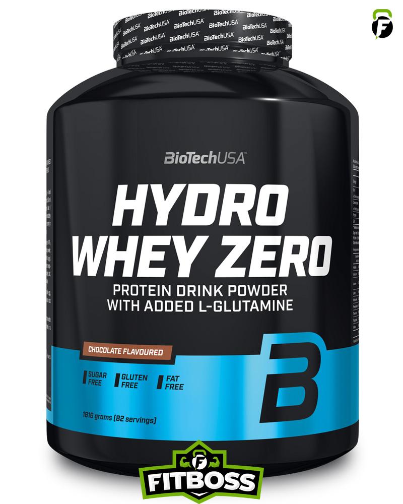 BiotechUSA Hydro Whey Zero – 1816g