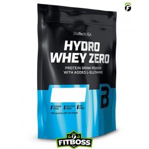 BiotechUSA Hydro Whey Zero – 454g