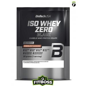BiotechUSA Iso Whey Zero Black - 30g