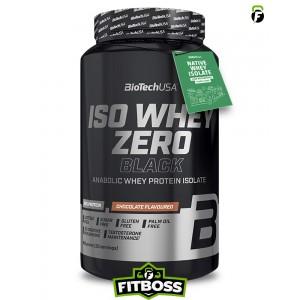 BiotechUSA Iso Whey Zero Black – 908g