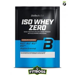 BiotechUSA Iso Whey Zero – 25g