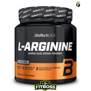 BiotechUSA L-Arginine – 300 g