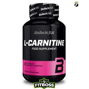 BiotechUSA L-Carnitine 1000 mg – 30 db