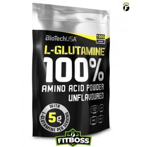 BiotechUSA 100% L-Glutamine – 1000g