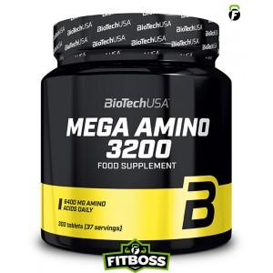 BiotechUSA Mega Amino 3200 – 300 db tabletta
