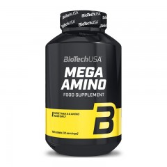 BiotechUSA Mega Amino – 100 db tabletta
