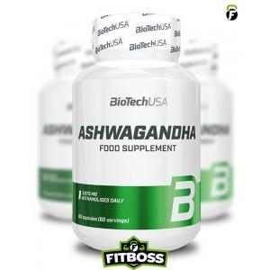 BiotechUSA Ashwagandha - 60 db kapszula