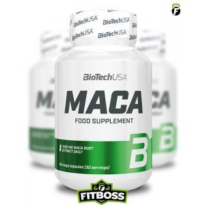 BiotechUSA Maca - 60 db kapszula