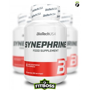 BiotechUSA Synephrine - 60 db kapszula