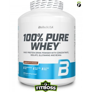 BiotechUSA 100% Pure Whey - 2270g