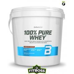 BiotechUSA 100% Pure Whey – 4000g