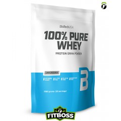 BiotechUSA 100% Pure Whey – 1000g zacskó