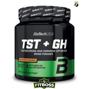BiotechUSA TST+GH - 300g doboz