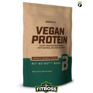 BiotechUSA Vegan Protein – 500g