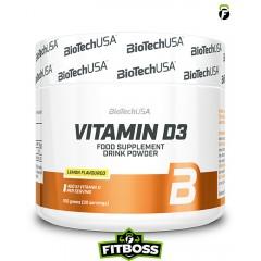 BiotechUSA Vitamin D3 - 150g